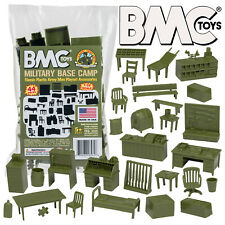 BMC Marx Plastic Army Men Training Camp Playset Office Furniture & Accessories