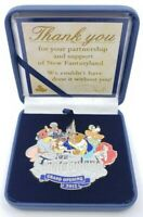 Disney WDW  Cast Member New Fantasyland Grand Opening 2012 Jumbo Pin (LE 100)