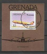 Avions Grenade (3) bloc oblitéré