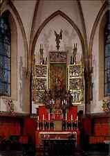 Österreich Kirchen Motiv-Postkarte Pfarrkirche Badgastein Altar Madonna color AK