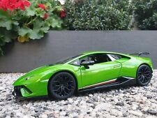 Maisto Lamborghini Huracan Performante Diecast Model 1:18  Maisto Special...