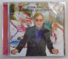 ELTON JOHN ~ Wonderful Crazy Night ~ CD ALBUM SEALED
