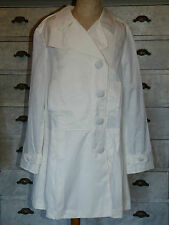 MANTEAU TRENCH BEL AIR T F 38 I 42 NEUF