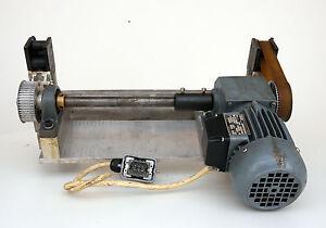 Drehstromgetriebemotor Getriebemotor WEG 230/400V 370 W 0,37 KW ZF 48 Sn.1736162