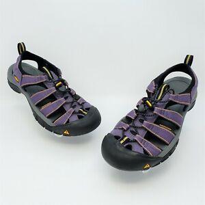 Keen Newport H2 Womens Purple Waterproof Sport Hiking Trail Sandals Size 10 US