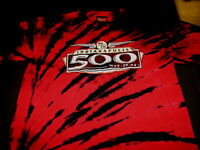 INDIANAPOLIS 500 - 88th Running May 2004 - Auto Racing Tie Dye T-Shirt Nice! MED