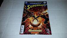 DC Universe Rebirth Superman # 30 Cover 1 (DC, 2017) 1st Print