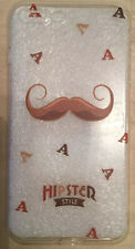 Iphone 7+ Hipster Case Moustache