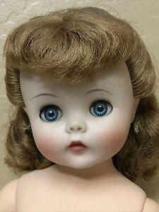 """Vintage Kelly Madame Alexander 20"""" toddler baby doll 1950s  pet smoke free"""