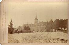 Kiobenhavn og Omegn ,börsen Cabinet  cdv  ALBUMEN 1880 Photographer E.V.Harboe