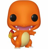 FUNKO POP Pokemon Charmander SOFT VINYL ACTION FIGURE NEW