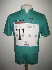 Team Telekom ZABEL Tour de France jersey shirt cycling radsport trikot size L