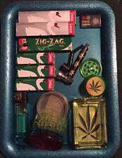Bandeja Grande De Kit de fumar tabaco grande/Tubo Amoladora de malezas malezas/Bandeja de Kit de fumar