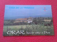 POSTAL CASA DE LA TRINIDAD RR. TRINITARIAS SUESA CANTABRIA ORAR HACER SITIO DIOS