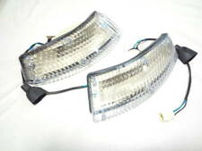 Nissan 240Z S30Z 260Z DATSUN 1970-74 Front Turn Signal Light Set Pair Clear