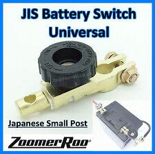 Japanese JIS Car Battery Terminal - Battery Isolator Switch Universal