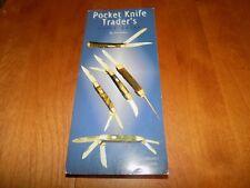 POCKET KNIFE TRADERS PRICE GUIDE Vol 7 2004 CASE BULLDOG PARKER Knives Rare Book