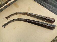 1926 1927 Ford Model T Front Fender Braces Right Left TROG SCTA Jalopy Hot Rod