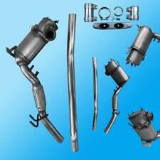 EU5 DPF Dieselpartikelfilter SKODA Yeti 2.0TDI 4x4 - CFHC CFHF CBDB 2009/05-