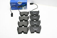 Genuine PAGID Front brake pads x8 with sensors Audi RS6 C5 RS4 B7 8E0698151H NEW