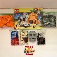 3 X Lego système Construction Plaque Orange 4x6 set 3827 7171 7991 7586 6739 4295308 3032