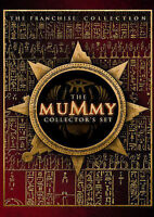 The Mummy Collector's Set DVD Chuck Russell(DIR)