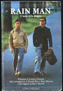 Rain Man (L'uomo della pioggia) - Leonore Fleischer - Longanesi  -  3428