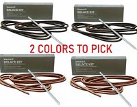 TIMBERLAND RAWHIDE RELACE KIT FOR HANDSEWN SHOES REPLACEMENT LEATHER SHOE LACES