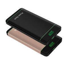 50000mAh 2USB LED Power Bank Portable Universal Battery Charger For Cell Phone