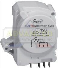SUPCO UET120 Universal 120 Volt Adjustable Electronic Defrost Timer