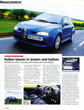 2003 Alfa Romeo 147 GTA  -  Classic Original Article J07