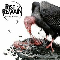 Rise to Remain - City of Vultures (2011)  CD NEW/SEALED  SPEEDYPOST