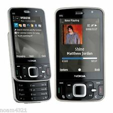 NOKIA N96 16GB GSM 3G GPS WIFI GPS REGALO Smartphone Sbloccato Telefono Cellulare