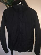 WOMEN'S MARMOT BLACK SKYRUN COMPONENT SKI WINTER JACKET COAT SIZE MEDIUM
