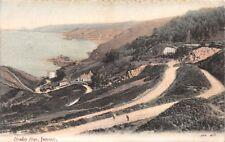 BOULEY BAY JERSEY UK~J WELCH & SONS #423 PHOTO POSTCARD 1904