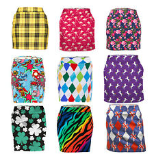 Womens Golf Skort by Royal and Awesome Size 2 - 14 Ladies Funky Loud Golf Skirt