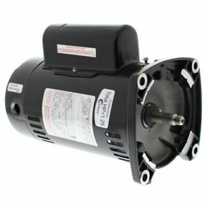 A.O. Smith UQC1102 1HP 115/230V Energy Efficient Square Flange Up Rate Motor