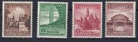 1938 Deutsches Turn und Sportfest  Postfrisch ** Michel Nr. 665 - 668