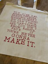 More details for tote bag my chemical romance 'im not ok'