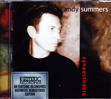 ANDY SUMMERS synaesthesia + 1 bonus track Esoteric CD NEU OVP