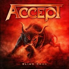 ACCEPT - BLIND RAGE 2 VINYL LP NEW+