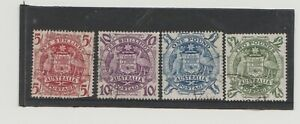 Australia Coat of Arms set  (BY101)