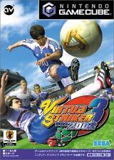 Used VIRTUA STRIKER 3 ver. 2002  NINTENDO GAMECUBE GC JAPAN JAPANESE JAPANZON