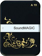 SoundMAGIC A10 Portable Headphone Amplifier - Black - Refurbished