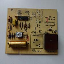 Viessmann Motomatik VG/WS 7037995 Steuerung Platine 9500312