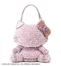 Hello Kitty x ANTEPRIMA Pink Shoulder Bag Silver pink Wire Small bag From JPN