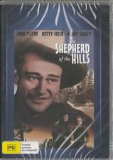 THE SHEPHERD OF THE HILLS - JOHN WAYNE - NEW & SEALED DVD FREE LOCAL POST