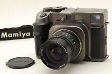 【Exc++++】 Mamiya 7 Medium Format Rangefinder with 65mm f/4 Kit from Japan 0197N