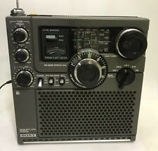 Vintage Sony ICF-5900W AM FM SW Short Wave Portable Radio - AC Adaptor