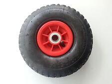Trailer caravan jockey wheel  pneumatic launching wheel 20mm bearing